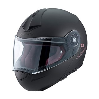 Schuberth C3 Pro ladies helmet in matt black
