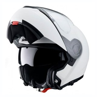 Schuberth C3 Basic helmet in white