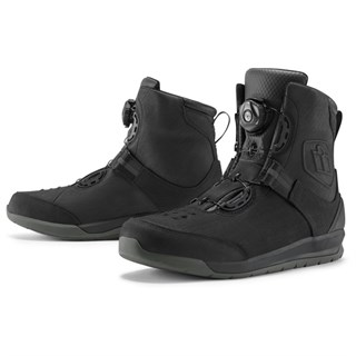 Icon Patrol 2 boots in black