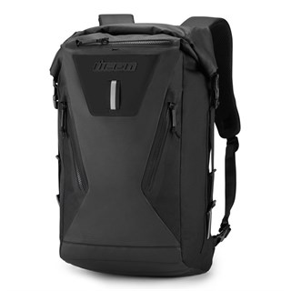 Icon Dreadnaught backpack 20L in black