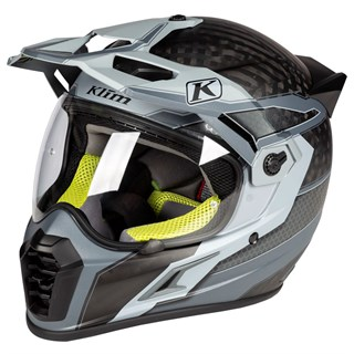 Klim Krios Pro helmet in Arsenal grey
