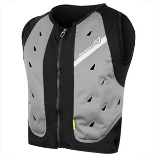 Macna Dry Cooling EVO vest in Grey
