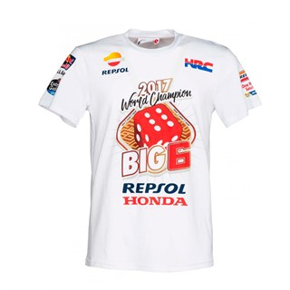 Marquez 2017 World Championship T-shirt
