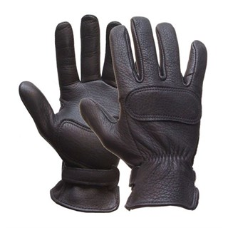Lee Parks DeerTours gloves in black