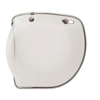 Bell Bubble Deluxe visor in clear