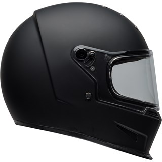 Bell Eliminator helmet in matt black S