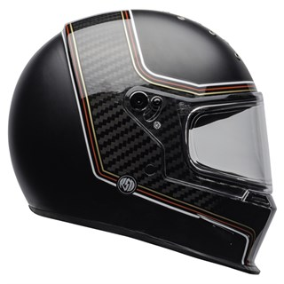 Bell Eliminator Carbon RSD The Charge helmet in black