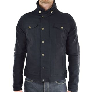 Rokker Black jacket in black