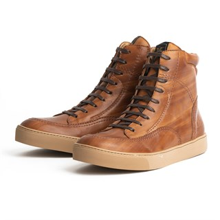 Rokker City Sneaker in tan EU40