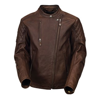 Roland Sands Tobacco Clash jacket XXL