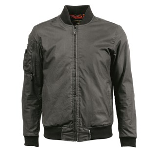 Roland Sands Squad jacket in black