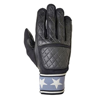 Roland Sands Peristyle gloves in black
