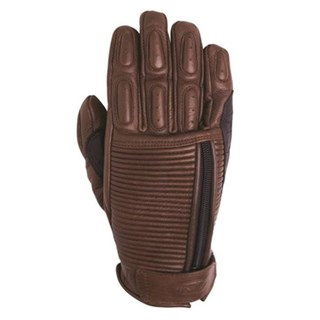 Roland Sands Ladies Gezel gloves - tobacco M