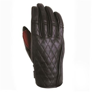 Roland Sands Womens Riot gloves - black XXL