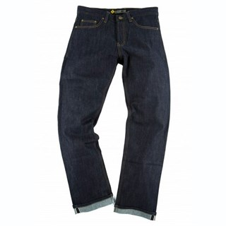 Resurgence Cafe Racer jeans straight leg in blue