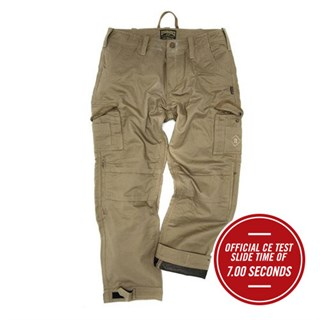 Resurgence Cruiser Cargo trousers in brown