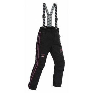 Rukka Ladies Suki trousers short Black/Pink EU44 UK16