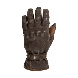 Rukka Beckwith leather glove in brown