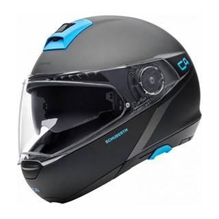 Schuberth C4 helmet Spark Grey XL
