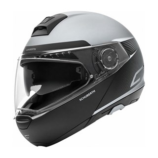 Schuberth C4 helmet Resonance Grey M