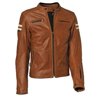 Segura ladies Retro jacket in tan
