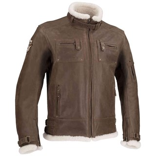 Segura Patriot Brown Leather jacket XL