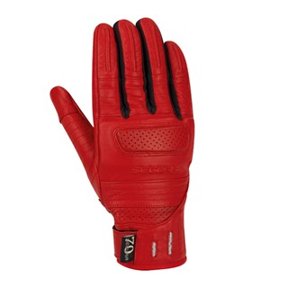 Segura Horson ladies gloves in red 8