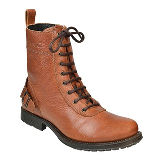 Soubirac Old School boots in brown