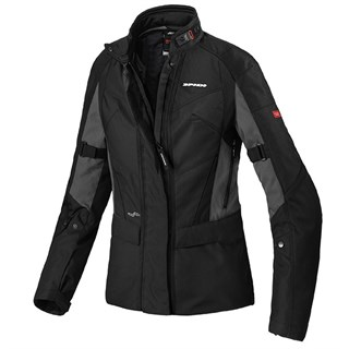 Spidi Traveler 2 H2Out ladies jacket in black / grey