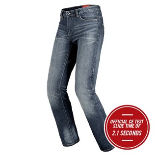 Spidi J Tracker jeans in dark blue 40/30