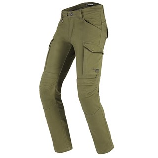 Spidi Pathfinder cargo trousers in green