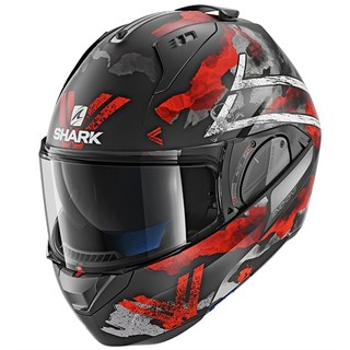 Shark Evo-One 2 Skuld helmet in red XS