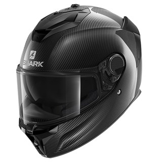 Shark Spartan GT Carbon Skin DAD helmet in black XS