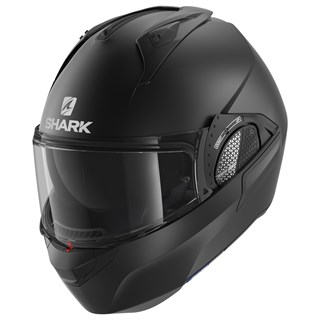 Shark Evo GT helmet in matt black