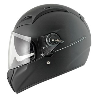 Shark Vision-R Blank helmet in matt black