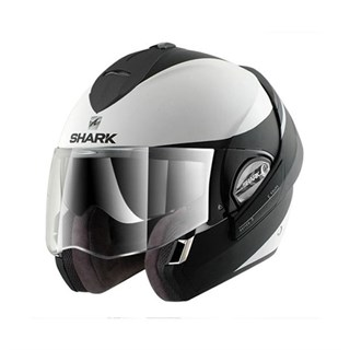 Shark Evoline 3 Hakka helmet white/black XL