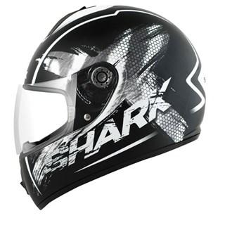 Shark S600 Exit Mat helmet black/grey XS