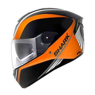 Shark Skwal Spinax helmet - matte orange M