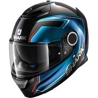 Shark Spartan Carbon Guintoli - Black/Blue S