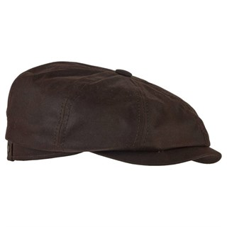 Stetson Hatteras Waxed Cotton cap 57/M
