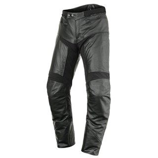 Scott Tourance Leather Pant Black M
