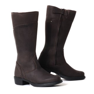 Stylmartin Sharon ladies boots in brown