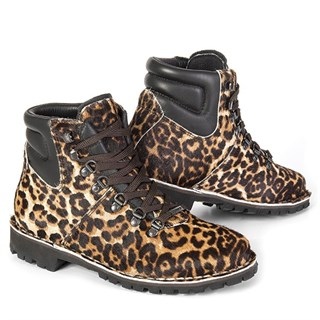 Stylmartin Rock ladies boots in Leopard