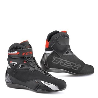 TCX Rush Waterproof boots in black / red