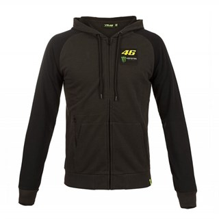 Rossi 2018 Monster hoodie in dark grey