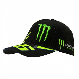 Valentino Rossi VR46 2019 Monster cap in black