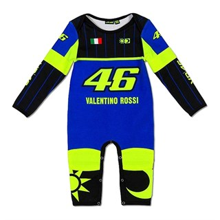 Valentino Rossi VR46 2020 baby overall 6m