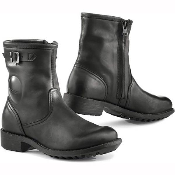 TCX Biker ladies waterproof boots in black