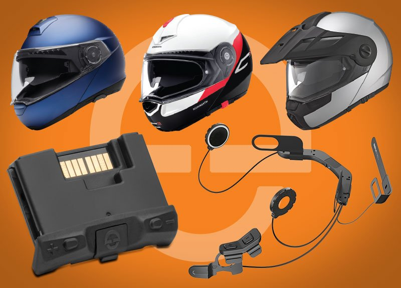 Schuberth comms