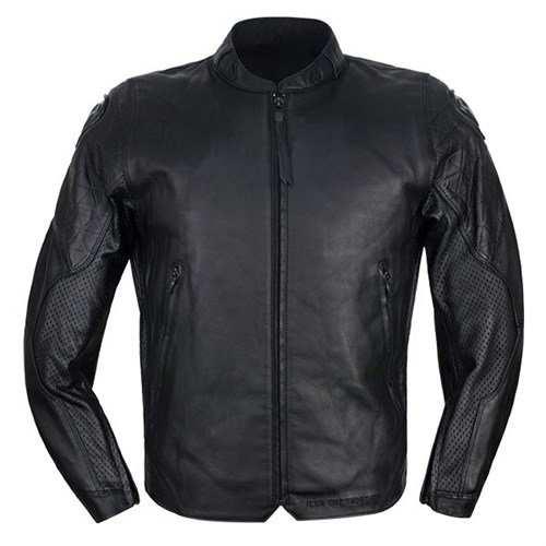Icon Retrograde leather jacket